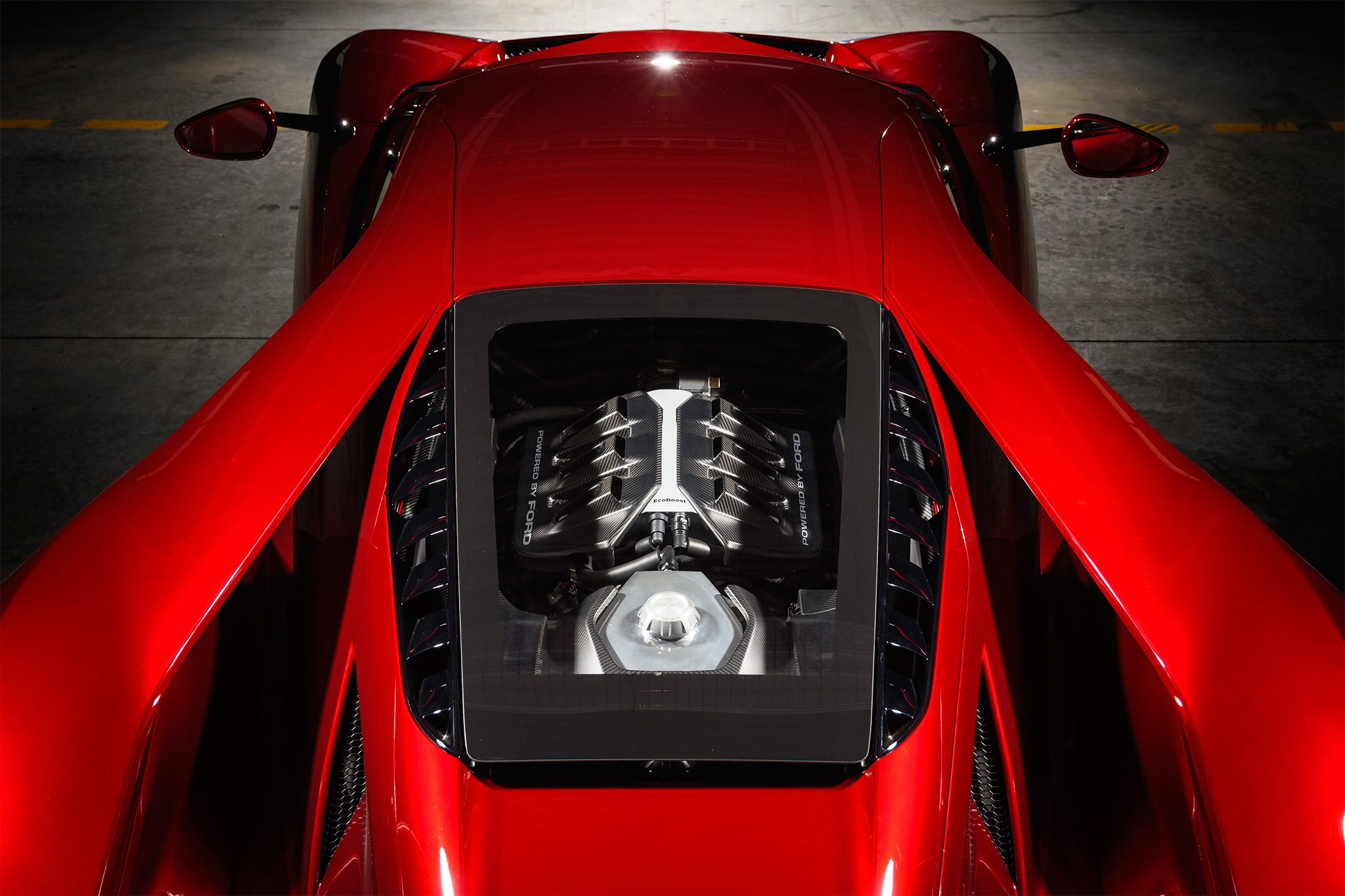 Home  Ford Gt Engine